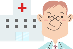 「病診連携加盟クリニック」として患者さんの選択肢に入ります