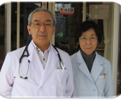 荒川 迪生(左)